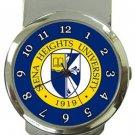 Siena Heights University Money Clip Watch