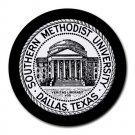 Southern Methodist University Heat-Resistant Round Mousepad