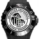 Belhaven University Plastic Sport Watch In Black