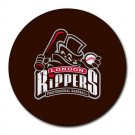 London Rippers Baseball Heat-Resistant Round Mousepad