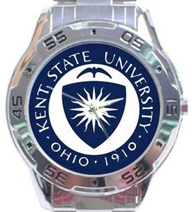 Kent State University Analogue Watch
