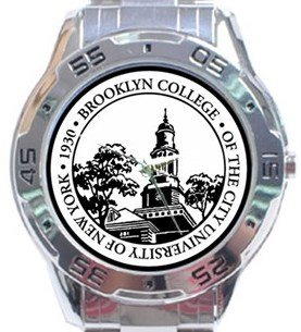 Brooklyn College Analogue Watch