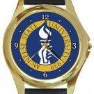 McNeese State University Gold Metal Watch