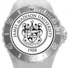 The James Madison University Plastic Sport Watch In White
