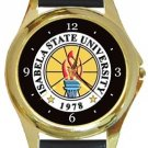 Isabela State University Gold Metal Watch