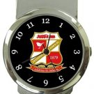 Swindon Town FC Money Clip Watch