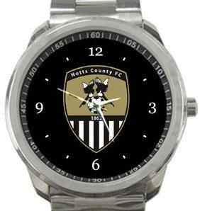 Notts County FC Sport Metal Watch