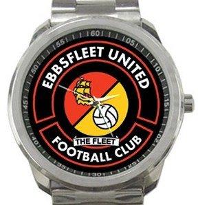 Ebbsfleet United FC Sport Metal Watch
