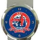 AFC Fylde Money Clip Watch