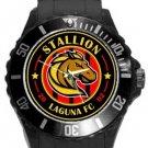 Stallion Laguna FC Plastic Sport Watch In Black