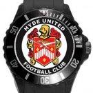 Hyde United FC Plastic Sport Watch In Black