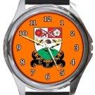 Barnet FC Round Metal Watch
