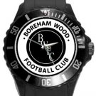 Boreham Wood FC Plastic Sport Watch In Black