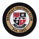 Bromley FC Heat-Resistant Round Mousepad