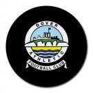 Dover Athletic FC Heat-Resistant Round Mousepad