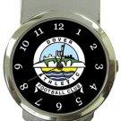 Dover Athletic FC Money Clip Watch