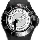 Gateshead FC Plastic Sport Watch In Black