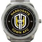 Harrogate Town FC Sport Metal Watch