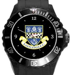 Eastleigh FC Plastic Sport Watch In Black