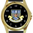 Eastleigh FC Gold Metal Watch