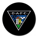Dunfermline Athletic FC Heat-Resistant Round Mousepad