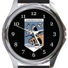 Maidenhead United FC Round Metal Watch