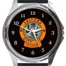Salford City FC Round Metal Watch