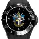 Sutton United FC Plastic Sport Watch In Black