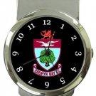 Colwyn Bay FC Money Clip Watch