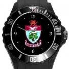 Colwyn Bay FC Plastic Sport Watch In Black