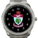 Colwyn Bay FC Sport Metal Watch