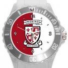 Woking FC Plastic Sport Watch In White