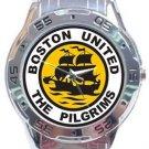 Boston United FC The Pilgrims Analogue Watch