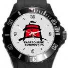 Eastbourne Borough FC Plastic Sport Watch In Black