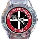 Truro City FC Analogue Watch