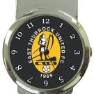 East Thurrock United FC Money Clip Watch