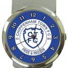 Chippenham Town FC Money Clip Watch