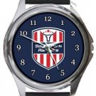 South Park Rangers FC Round Metal Watch
