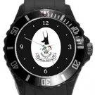 Telford United FC Plastic Sport Watch In Black