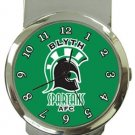 Blyth Spartans AFC Money Clip Watch