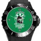 Blyth Spartans AFC Plastic Sport Watch In Black