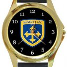 Guiseley AFC Gold Metal Watch