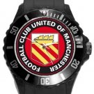 Football Club United of Manchester Plastic Sport Watch In Black