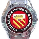 Football Club United of Manchester Analogue Watch