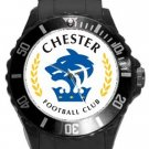 Chester FC Plastic Sport Watch In Black