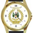 Curzon Ashton FC Gold Metal Watch