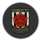 Chorley FC Heat-Resistant Round Mousepad