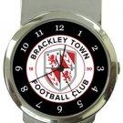 Brackley Town FC Money Clip Watch
