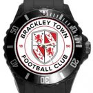 Brackley Town FC Plastic Sport Watch In Black