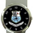 Bamber Bridge FC Money Clip Watch